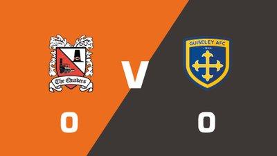 Highlights: Darlington vs Guiseley
