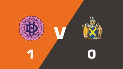 Highlights: Dulwich Hamlet vs St Albans City
