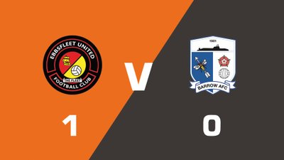 Highlights: Ebbsfleet United vs Barrow