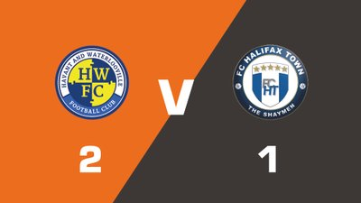 Highlights: Havant & Waterlooville vs FC Halifax Town