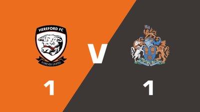 Highlights: Hereford vs Altrincham