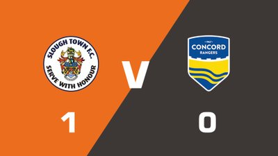 Highlights: Slough Town vs Concord Rangers