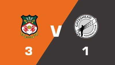 Highlights: Wrexham vs Gateshead