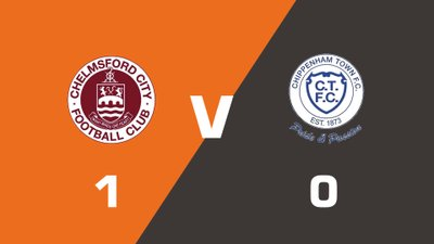 Highlights: Chelmsford City vs Chippenham Town