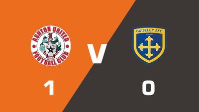 Highlights: Ashton United vs Guiseley