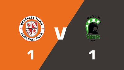 Highlights: Brackley Town vs Blyth Spartans