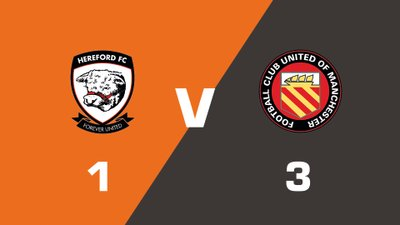 Highlights: Hereford vs FC United Of Manchester