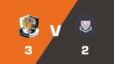 Highlights: Dartford vs Oxford City