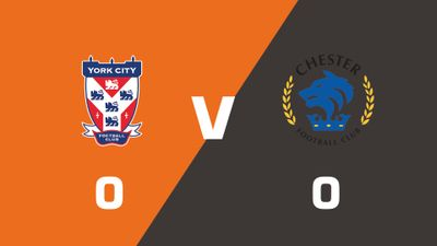 Highlights: York City vs Chester