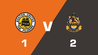 Highlights: Boston United vs Southport