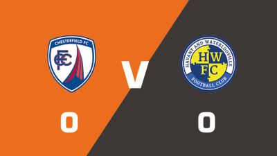 Highlights: Chesterfield vs Havant & Waterlooville