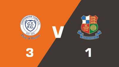 Highlights: Chippenham Town vs Wealdstone