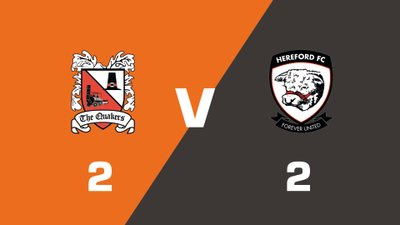Highlights: Darlington vs Hereford