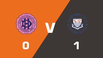 Highlights: Dulwich Hamlet vs Oxford City