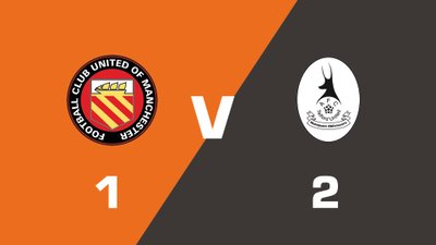 Highlights: FC United Of Manchester vs AFC Telford United