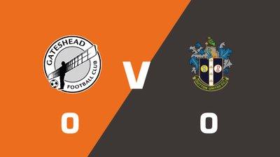 Highlights: Gateshead vs Sutton United