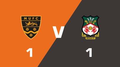 Highlights: Maidstone United vs Wrexham