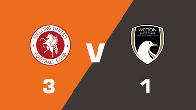 Highlights: Welling United vs Weston-super-Mare AFC