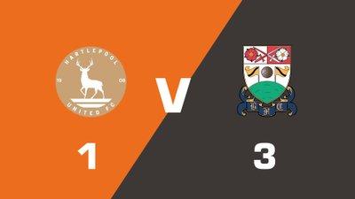 Highlights: Hartlepool United vs Barnet