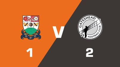 Highlights: Barnet vs Gateshead