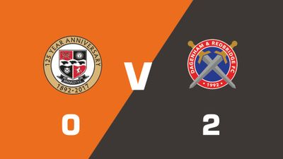 Highlights: Bromley vs Dagenham & Redbridge