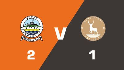 Highlights: Dover Athletic vs Hartlepool United