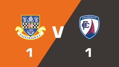 Highlights: Eastleigh vs Chesterfield