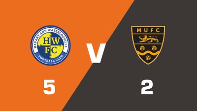 Highlights: Havant & Waterlooville vs Maidstone United