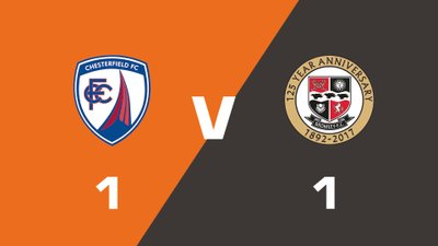 Highlights: Chesterfield vs Bromley