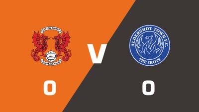 Highlights: Leyton Orient vs Aldershot Town