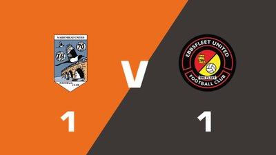 Highlights: Maidenhead United vs Ebbsfleet United