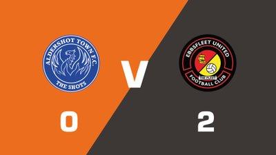 Highlights: Aldershot Town vs Ebbsfleet United