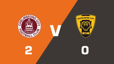 Highlights: Chelmsford City vs Gloucester City