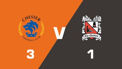 Highlights: Chester vs Darlington