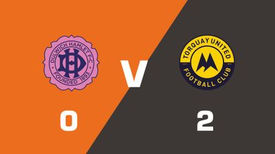 Highlights: Dulwich Hamlet vs Torquay United