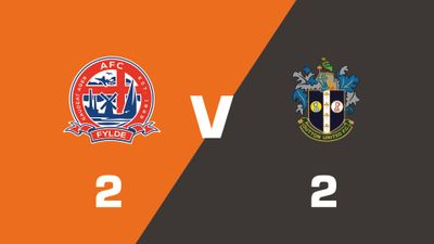 Highlights: AFC Fylde vs Sutton United