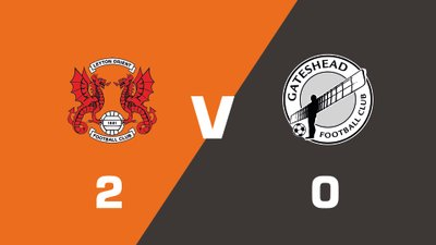 Highlights: Leyton Orient vs Gateshead