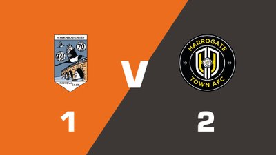 Highlights: Maidenhead United vs Harrogate Town
