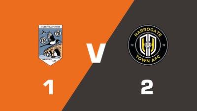 Highlights: Maidenhead United vs Harrogate Town