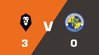 Highlights: Salford City vs Havant & Waterlooville