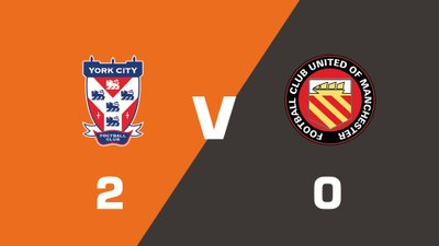 Highlights: York City vs FC United Of Manchester