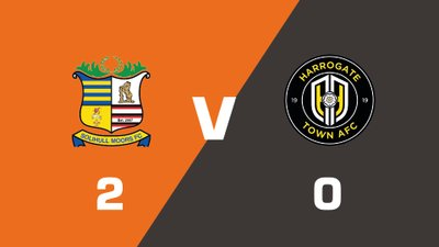 Highlights: Solihull Moors vs Harrogate Town