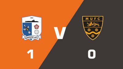 Highlights: Barrow vs Maidstone United