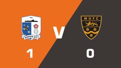 Highlights: Barrow vs Maidstone United