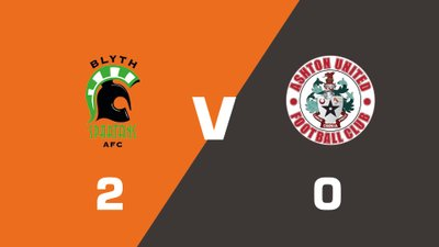 Highlights: Blyth Spartans vs Ashton United