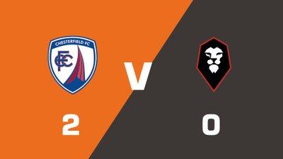 Highlights: Chesterfield vs Salford City