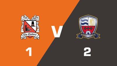 Highlights: Darlington vs Nuneaton Borough