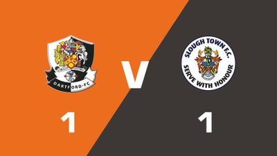 Highlights: Dartford vs Slough Town