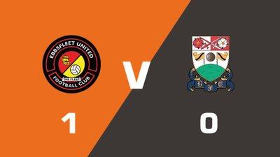Highlights: Ebbsfleet United vs Barnet