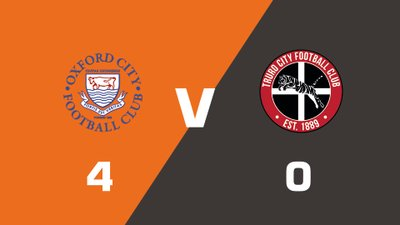 Highlights: Oxford City vs Truro City